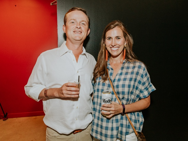 White Oak Music Hall Opening, 8/16 Billy  O'Neil, Brooke O'Neil