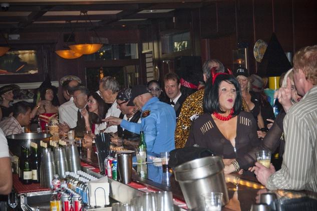 La Griglia Hallioween Party