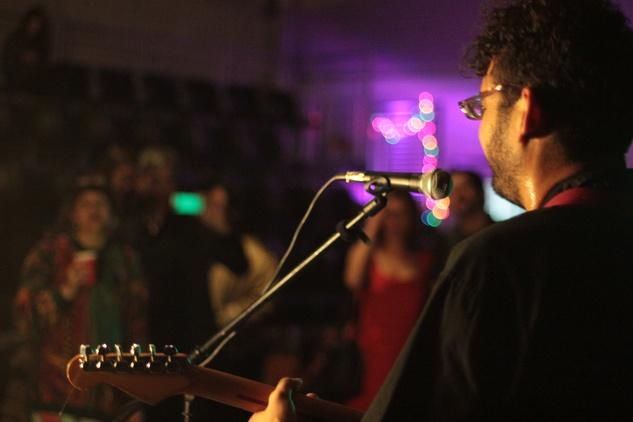 Lucas Gorham at BooTown