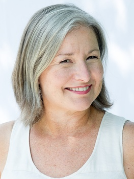 Nancy Wozny, head shot, September 2012
