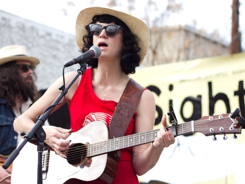 SXSW Music 2014 Nikki Lane