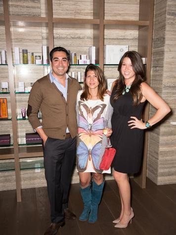Israel Ruiz, Rita Radi, Ashley Turkett