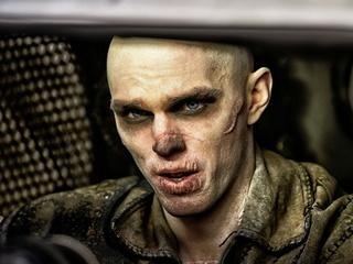 Nicholas Hoult in Mad Max: Fury Road