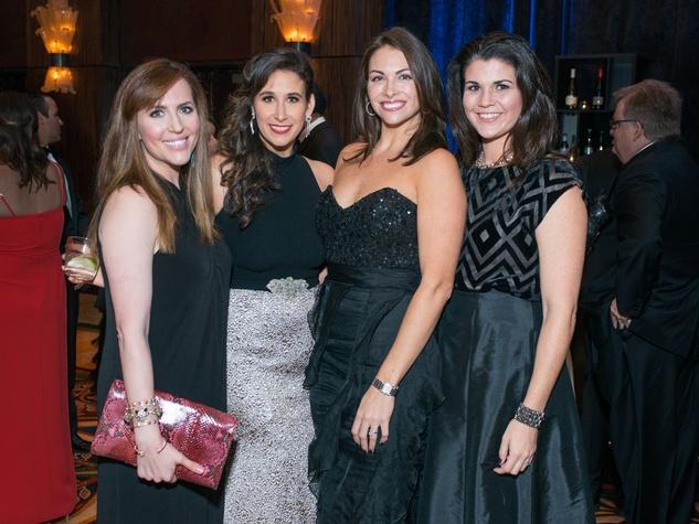 News, Shelby, UNICEF gala, Nov. 2015,  Mary Patton, Rachel Solar, Beth Zdeblick, Candice Mullervy