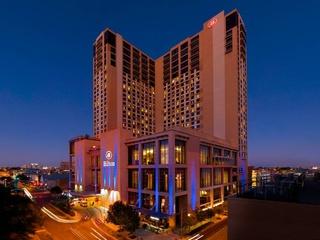 Hilton Downtown Austin, Texas.