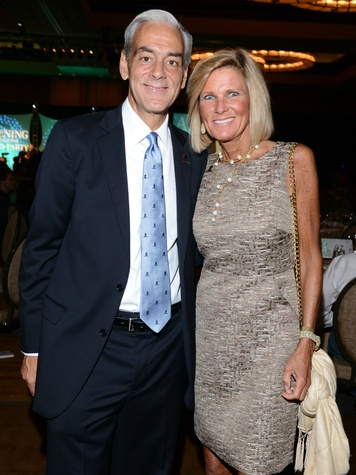 Richard (Rick) & Ann Shadyac, CEO of ALSAC and wife, St Judes Night Under The Stars