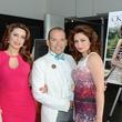 Houston, CKW Luxe Magazine Launch, May 2015, Parissa Mohajer, Alex Martinez, Mahzad Mohajer