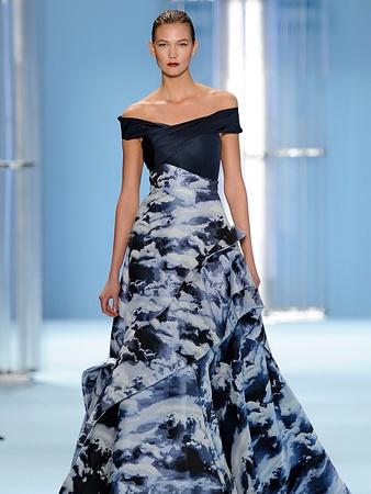 Clifford New York Fashion Week fall 2015 Carolina Herrera Top Look_15