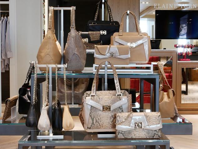 5 Elaine Turner New York store February 2014