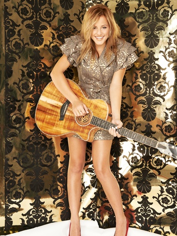 Mary Sarah country music guitar