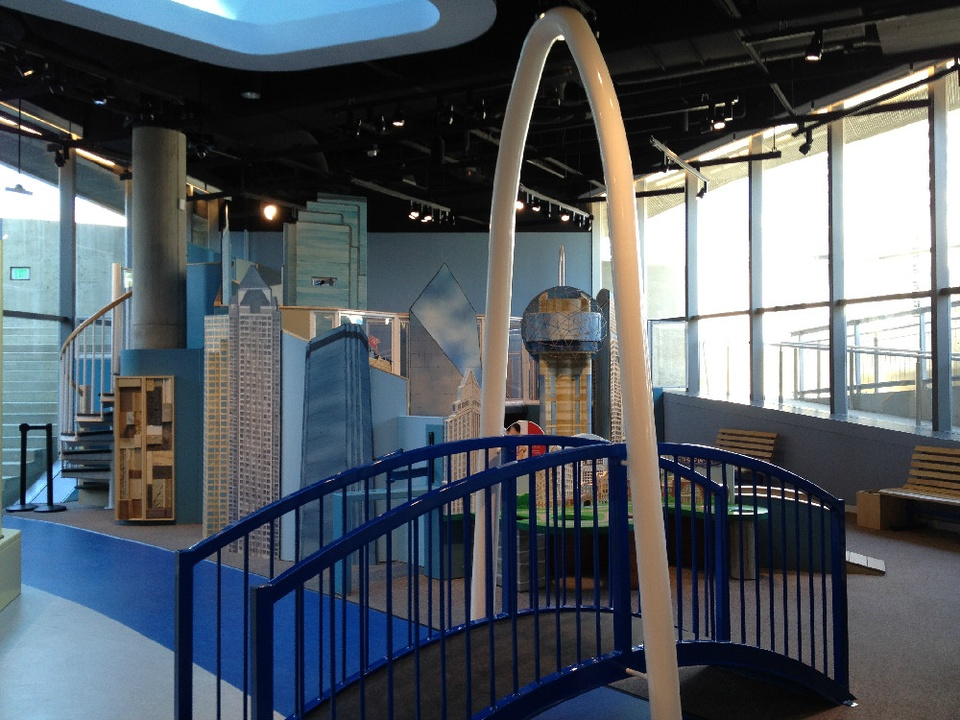 Perot Museum of Nature and Science, Children's Museum