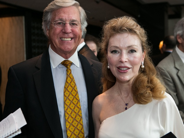 23 Bill Maynard and Shelia Rice at the Opera in the Heights Gala June 2014