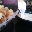 The Refinery, chips, dip