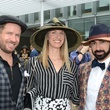 News, Shelby, Hermann Park Conservancy Hats in the Park, Jeff Shell, Chris Goins, Fady Armanious