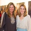 11 Julie McGarr, left, and Melina McCarty at Spring Market May 2014