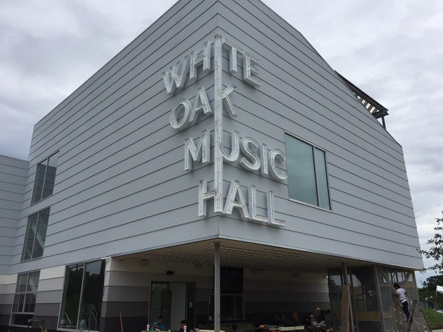 White Oak Music Hall exterior