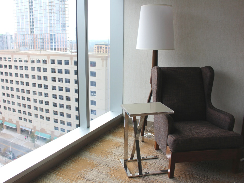 JW Marriott Austin Preview - Standard Guest Room View - December 8 2014