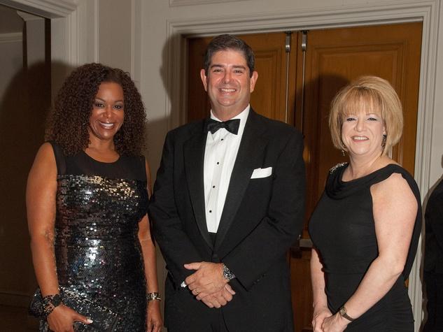 60 Santa Maria Gala May 2013 Deborah Duncan with Judge Roy Moore and Judge Diane Guarglia