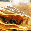 Retrospect Coffee Bar Ladybird crepe