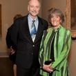 3 Bill and Sara Morgan at the MFAH Impressionism dinner December 2013