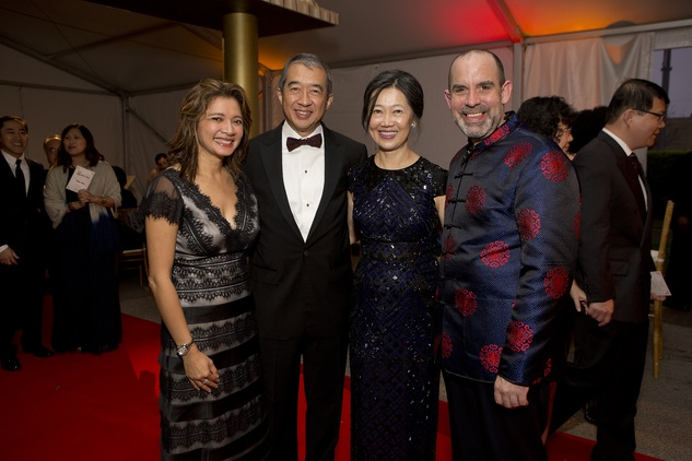 News, Shelby, Asia Society Tiger Ball, March 2015 Bonna Kol, Albert Chao, Anne Chao, John Bradshaw Jr.