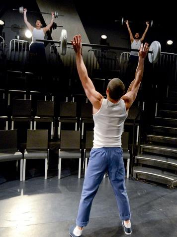 Dallas Theater Center presents Oedipus El Rey