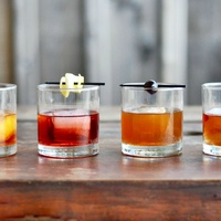 Freedmen's presents September Whiskey Dinner: Bulleit