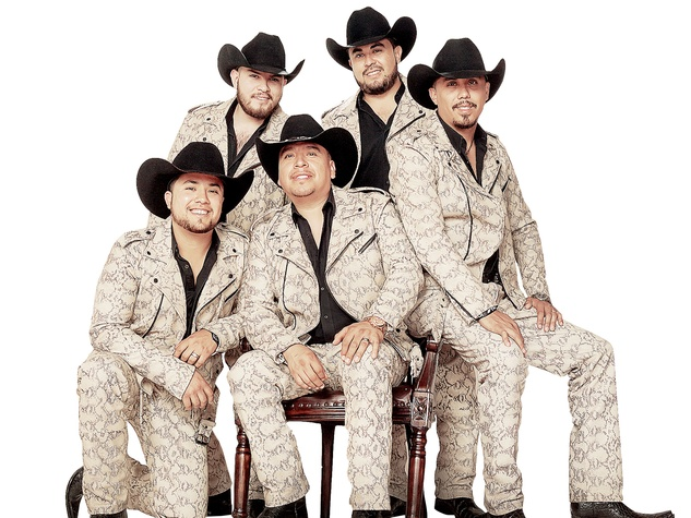 Houston Livestock Show and Rodeo RodeoHouston entertainers January 2015 La Maquinaria Nortena