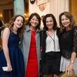 Christus Foundation Luncheon, March 2016, Catherine Roddey, Caroline Forney, Caroline Helander, Wendy Roddy