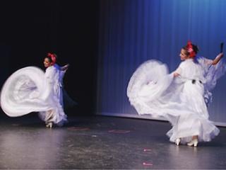 Austin High Ballet Folklórico Veracruz