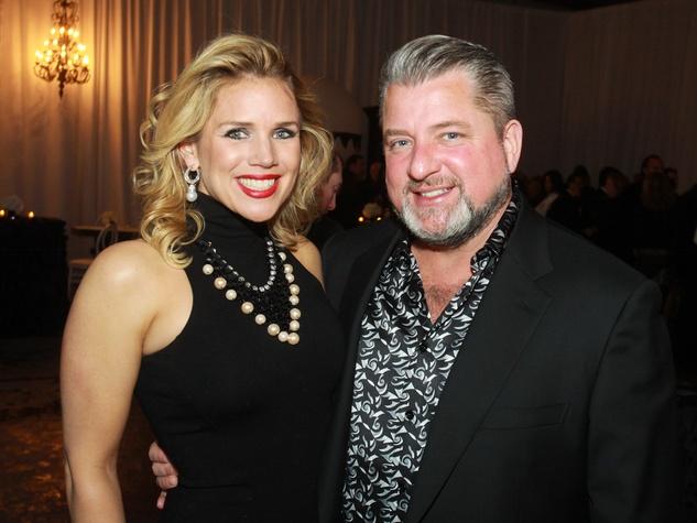 326 Amy and Jim Lee at Lucinda Loya's birthday celebration February 2014