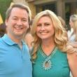 John Wilding, Carey Barnes, LPJC Summer Event