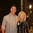 19 Todd Waite and Lynn Wyatt at the Alley Theatre groundbreaking luncheon July 2014