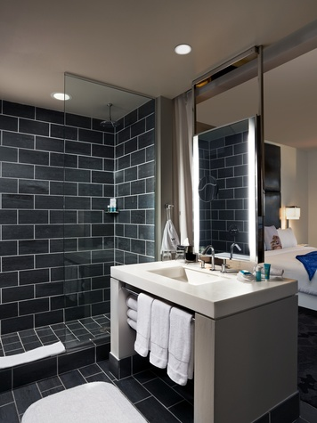 w dallas, victory marvelous suite bathroom, renovation