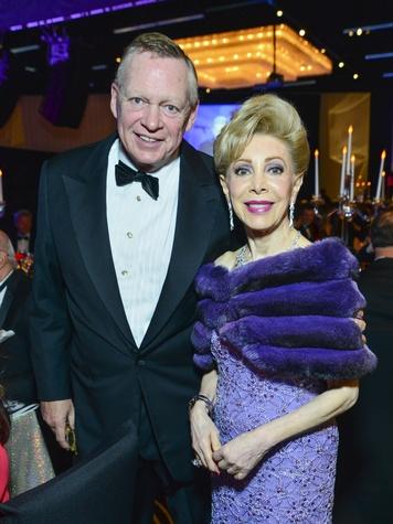 23 Richard Flowers and Margaret Alkek Williams at the Houston Children's Charity Gala November 2013