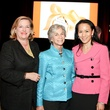 National Philanthropy Day luncheon, November 2012, Molly Crownover, Anne Mendelsohn, Y Ping Sun