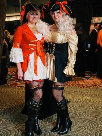 0016, Ronald McDonald House Boo Ball, October 2012, Dana Weaver, Diane Fallows
