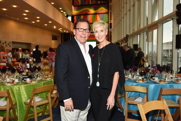News, Shelby, Casa de Esperanza dinner, April 2015, Jim Moore, Jerri Moore