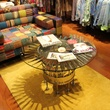 News_Robert Graham Store_Table and Sofa_May 2012