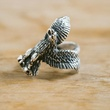 Sterling Silver eagle ring, The Silver Soul