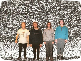 members of the band The Districts