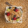 Impact Foods granola