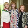 Diane Gendel, from left, Shelley Reeves and Carol Sawyer at the On the Move luncheon March 2014