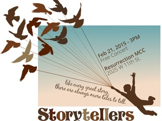 "Houston Pride Band presents ""Storytellers"""