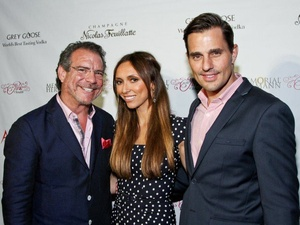 Memorial Hermann at Americas, Michael Cordua, Giuliana Rancic, Bill Rancic, October 2012