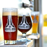 Revolver Brewing in Granbury, Texas