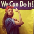 Beyonce Rosie the Riveter costume