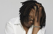 Whoopi Goldberg at the Long Center