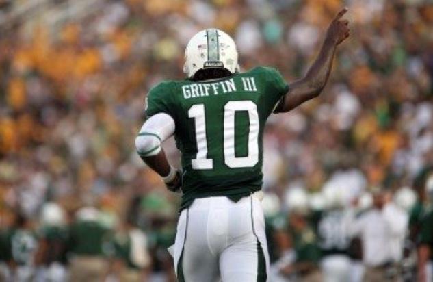 Robert Griffin jersey