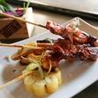 Botika San Antonio restaurant Pearl anticuchos limenos